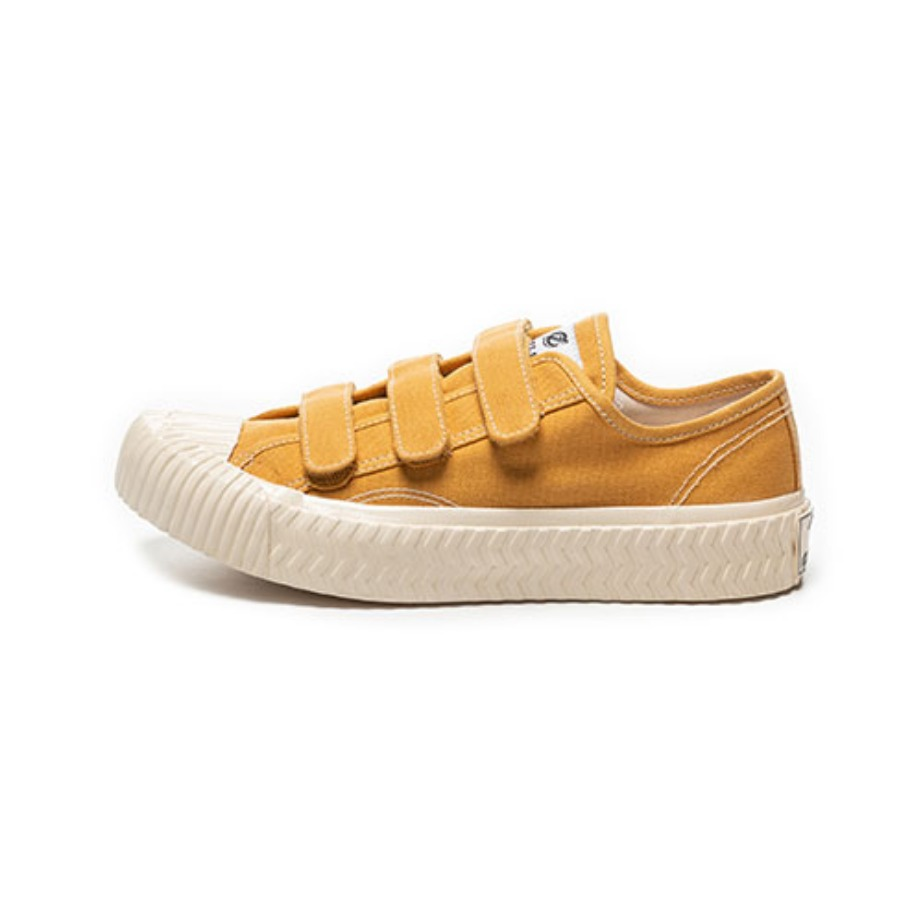 Bolt Low Velcro_Safety Yellow